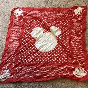 Junk Food Mickey Mouse Bandanna
